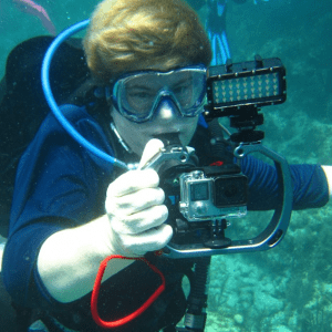 ReefBox underwater Camera setup