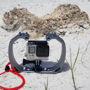 Action Camera Rig